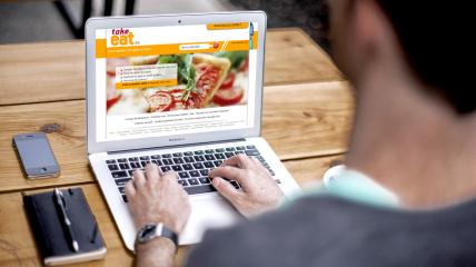 Κατασκευή custom web εφαρμογής για Online παραγγελία Φαγητού