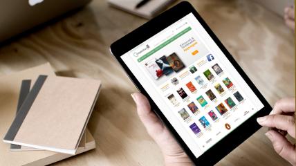 Κατασκευή Eshop για το Compendium Bookshop